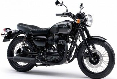 2015 W800 SE Black Edition