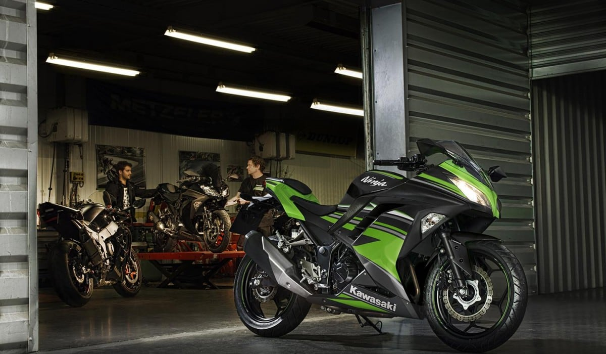 2016 Ninja 300 ABS