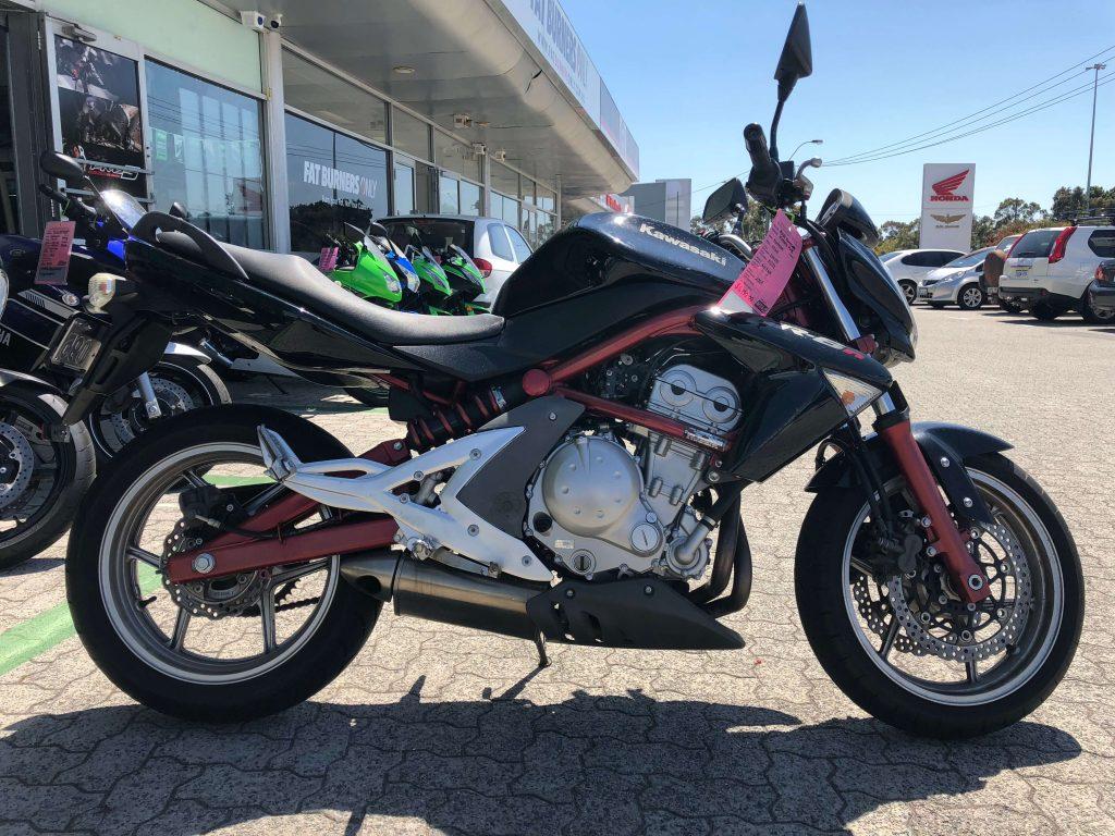 Kawasaki Motorcycle Parts Perth