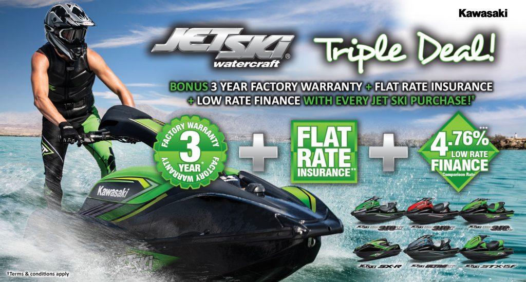 2019 JET SKI Ultra310LX | Perth Kawasaki | Perth's New